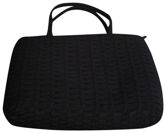 Evan Picone Satchel in Black