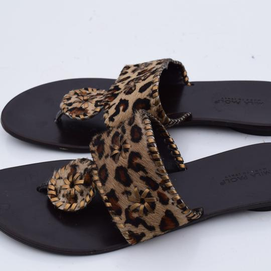 Mila Paoli brown Sandals