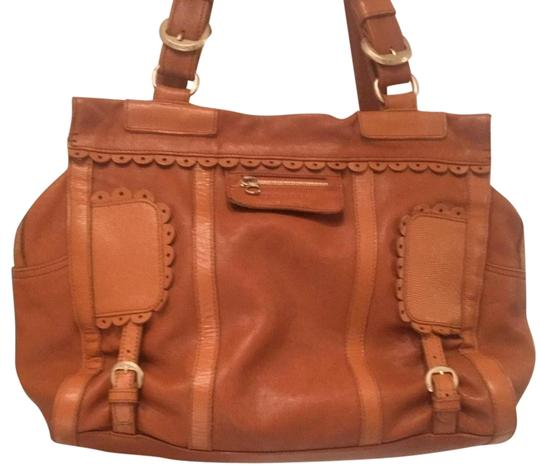 Preload https://img-static.tradesy.com/item/22906082/see-by-chloe-handbag-light-brown-leather-and-other-tote-0-3-540-540.jpg