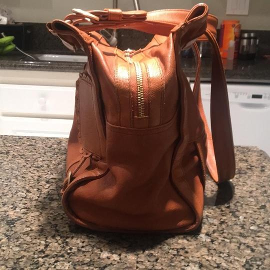 See by Chloé Camel Tote in light brown