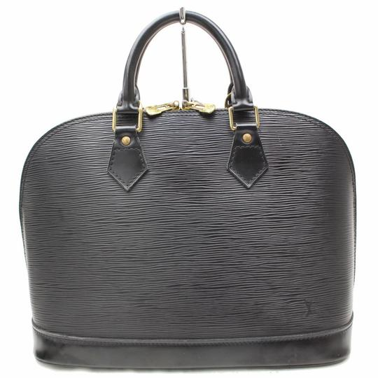 Preload https://img-static.tradesy.com/item/22906184/louis-vuitton-alma-hand-865851-black-leather-satchel-0-0-540-540.jpg