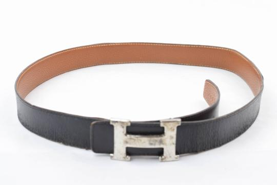 Hermès Reversible 32mm H Logo Belt Kit 865856