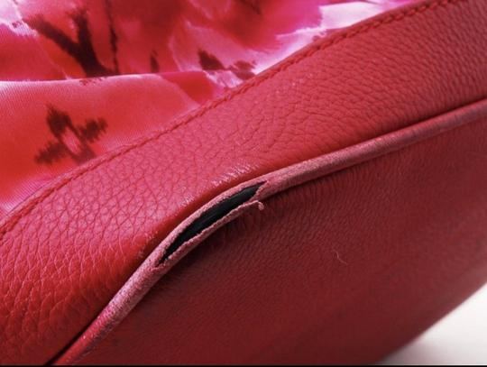 Louis Vuitton Neverful Noefull Ikat Noefull Tote in Indian rose (pink)