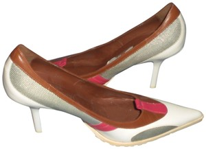 Donald J. Pliner multi color Pumps