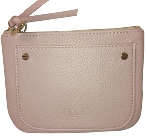 Chloé pouch cosmetic bag parfums
