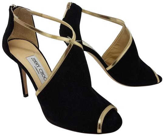 Preload https://img-static.tradesy.com/item/22906297/jimmy-choo-black-gold-suede-fey-glove-peep-toe-pumps-size-eu-385-approx-us-85-regular-m-b-0-3-540-540.jpg