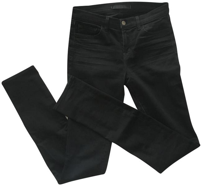 Preload https://img-static.tradesy.com/item/22906331/j-brand-shadow-black-with-wiskering-rise-leg-skinny-jeans-size-26-2-xs-0-2-650-650.jpg
