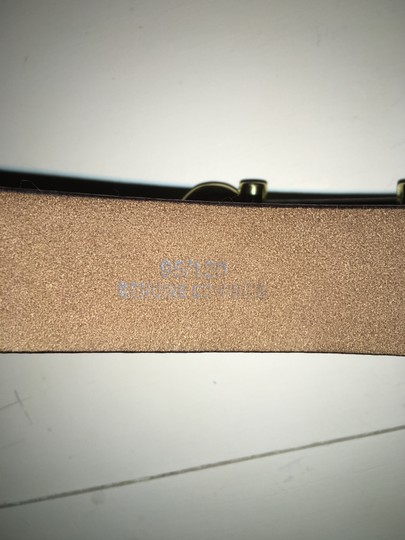 Salvatore Ferragamo Salvatore Ferragamo Dress Belt