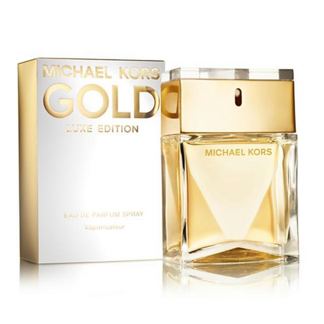 Michael Kors Gold Luxe Edition-michael For Women-edp-1.7oz-50 Ml-usa Fragrance Michael Kors Gold Luxe Edition-michael For Women-edp-1.7oz-50 Ml-usa Fragrance Image 1