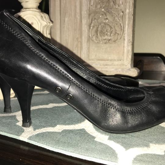 Prada Black Pumps Size 8 Pumps
