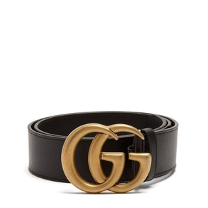 2dab3e116 Gucci Brand New Size 85/34 GG-logo 4cm leather belt