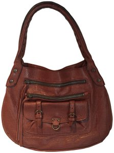 ABACO Leather Shoulder Bag