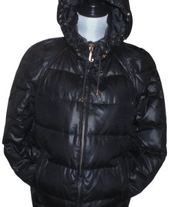 Juicy Couture Down BLACK Jacket