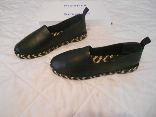 Proenza Schouler Comfortable Made Made In Spain Black Flats