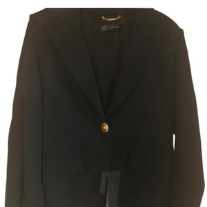 Versace Button Down Shirt Black
