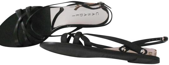 Casadei Made In Italy Chic Black Sandals