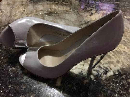 Other Silver Gray Pumps