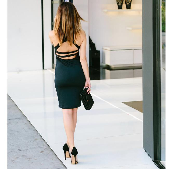 Fabletics short dress black on Tradesy