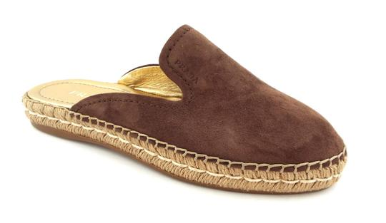 Preload https://img-static.tradesy.com/item/22906952/prada-brown-suede-leather-espadrilles-flats-mulesslides-size-eu-395-approx-us-95-regular-m-b-0-0-540-540.jpg