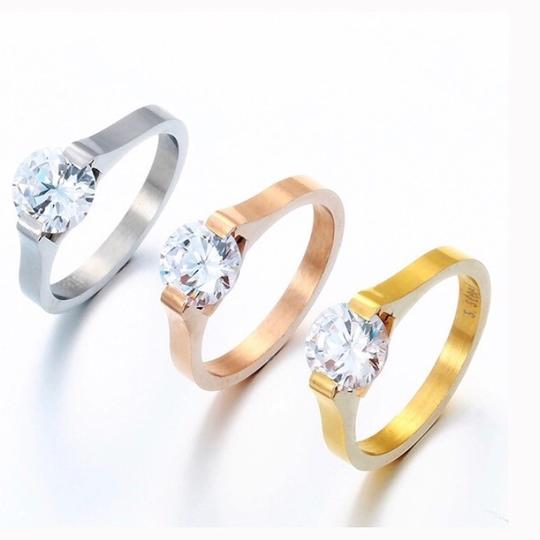Queenesthershop New!! High Quality Stainless Ring