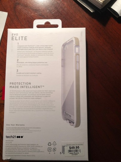 Tech21 EVO Elite iPhone 6 case