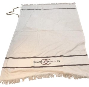 Chanel Chanel Airlines Large Beach Towel Blanket Brand New