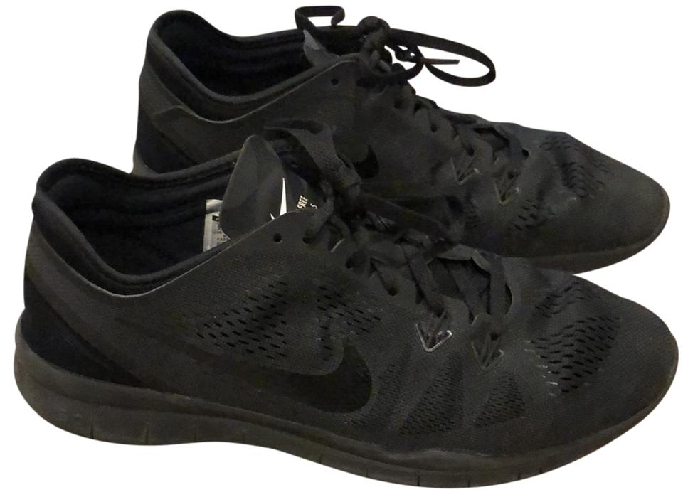 sports shoes 62afc 45937 Black Free Tr Fit 5 Sneakers