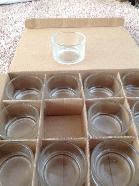 Item - Clear Up To 100 Tealight Holders Votive/Candle