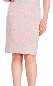 Other Skirt grey and pink