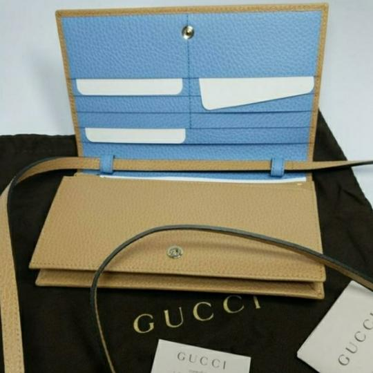 Gucci Leather Wallet New Cross Body Bag Image 1