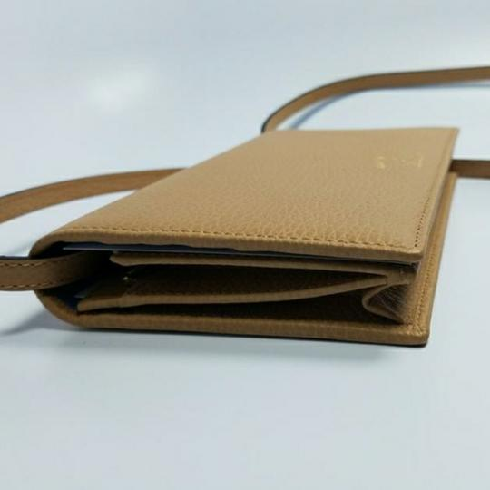 Gucci Leather Wallet New Cross Body Bag Image 3