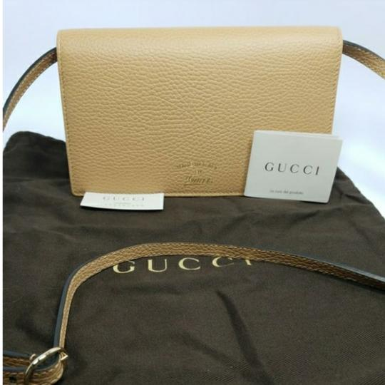 Gucci Leather Wallet New Cross Body Bag Image 4