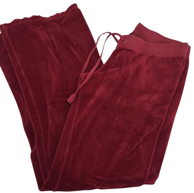 Preload https://img-static.tradesy.com/item/22908143/juicy-couture-red-velour-track-pants-size-8-m-29-30-0-1-650-650.jpg