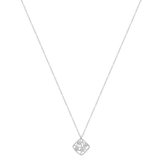 Preload https://img-static.tradesy.com/item/22908253/hearts-on-fire-white-diamond-pendant-chain-gold-necklace-0-1-540-540.jpg