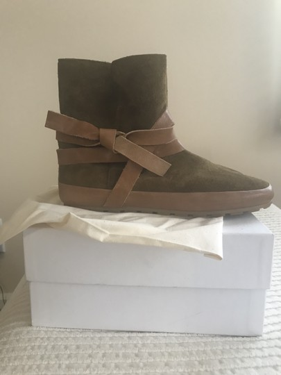 Isabel Marant Nygel Shearling Coignac/brown Boots Image 4