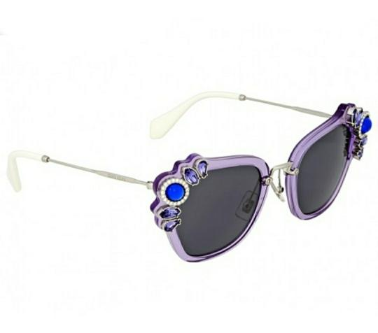 Miu Miu Miu Miu MU03SS Cat eye Sunglasses Image 2