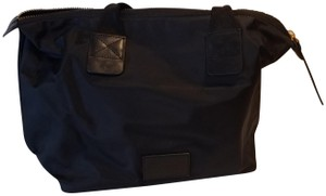 MARC JACOBS Attache Briefcase Lunchbox Small Satchel in Black w nylon handles