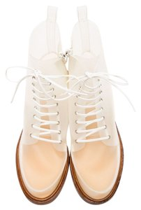 MM6 Maison Martin Margiela Clear Boots