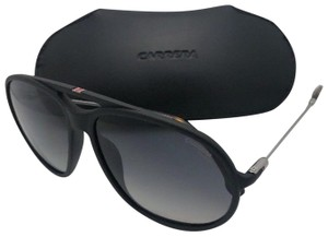 ac22b1e6268 Carrera Polarized CARRERA Sunglasses 153 S 003WJ Matte Black Frame w Grey  Fade