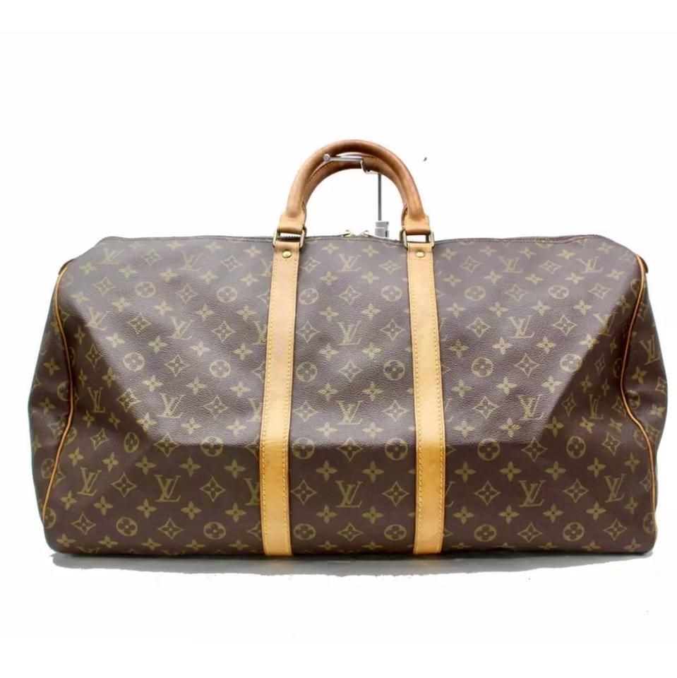 fae316f18833 Louis Vuitton Keepall 55 Carry On
