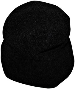 Kangol NWOT Kangol Bucket Beach Hat, Black Silky Acrylic Blend, One Size, New