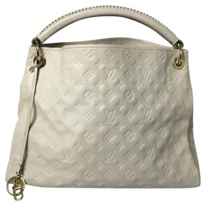 Louis Vuitton Artsy Mm Artsy Empreinte Shoulder Bag