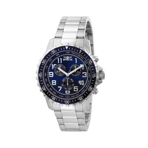 Invicta INVICTA Men's Specialty Collection Chronograph Blue Dial Watch 6621