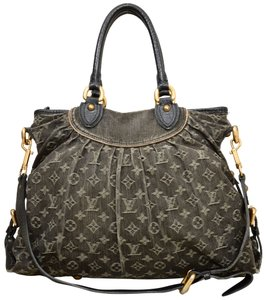 Louis Vuitton Monogram Denim Neo Cabby Shoulder Bag