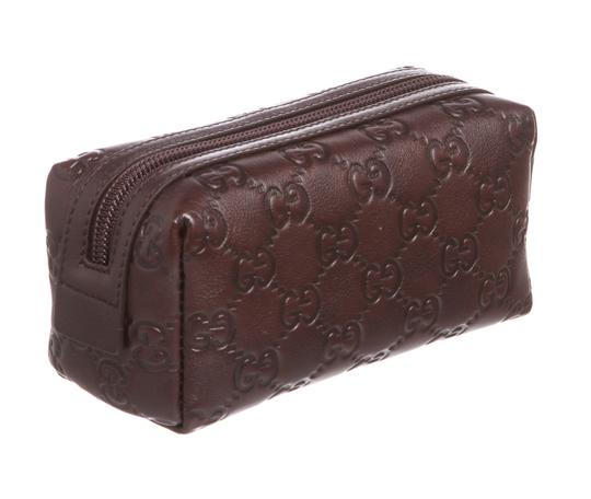 104cde1f36ad78 Guccissima Cosmetic Bag 150414 | Stanford Center for Opportunity ...