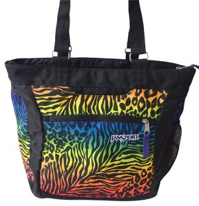 JanSport Animalprint Animal Shoulder Bag