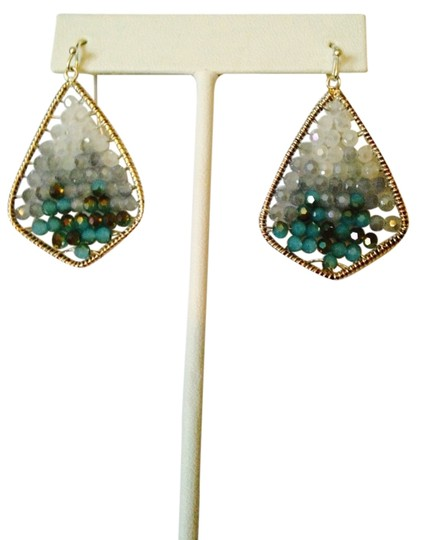 Preload https://item2.tradesy.com/images/panacea-cache-aquasilver-nwot-faceted-shades-of-in-wire-wrapped-earrings-2291191-0-0.jpg?width=440&height=440