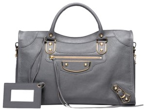 Balenciaga Satchel in Gray