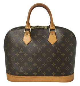Louis Vuitton Alma Alma Damier Speedy Hobo Bag