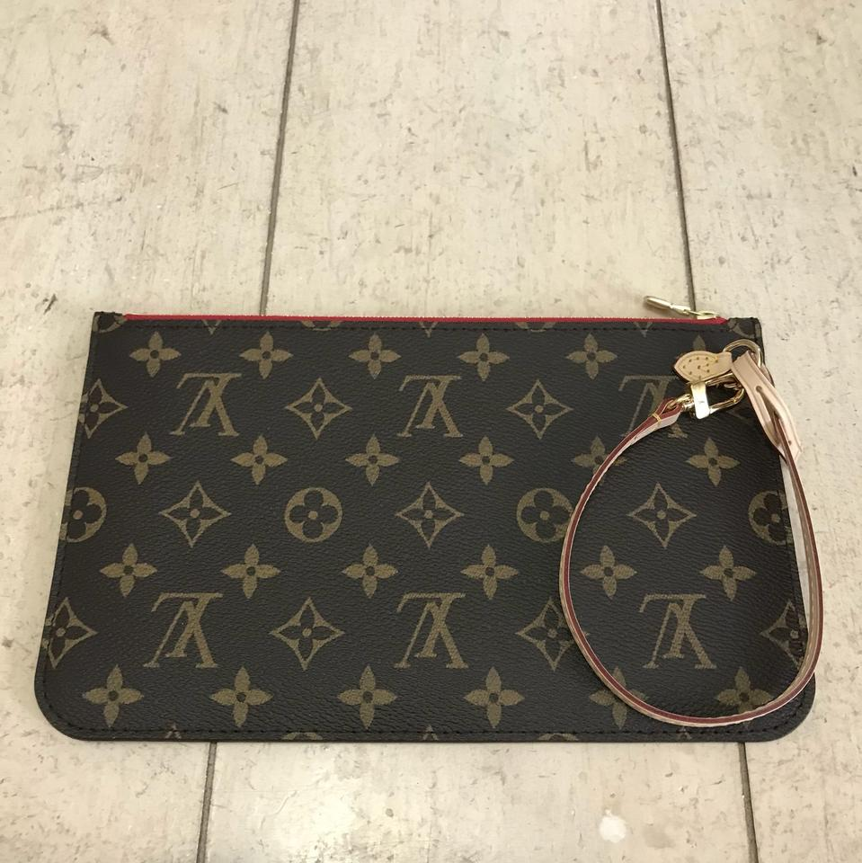 98c227519997 Louis Vuitton Neverfull Pochette 2018 Wrislet-pochette For Gm Mm ...